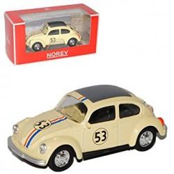 "Volkswagen Coccinelle ""Choupette"" N°53 - Norev, 3 Inches en boite"