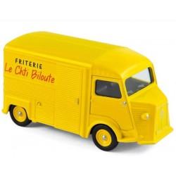 Citroen HY Friterie Le Chti Biloute - Norev, 3 Inches en boite
