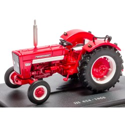Tracteur IH 624 de 1968 - Universal Hobbies - 1/43eme sous blister