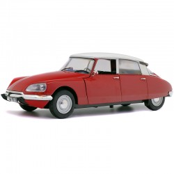Citroen DS Rouge Massena - Solido - 1/18ème