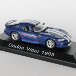 Dodge Viper 1993 - Minichamps - 1/43ème En boite