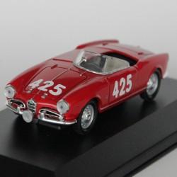 Alfa Roméo Giullietta - Solido - en boite au 1/43ème
