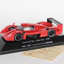 """Toyota GT One """"Road Car"""" 1998 - 1/43 en boite"""