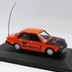 Renault 18 Europe 1 - au 1/43 en boite