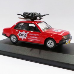 "Renault 18 ""Catch"" - Tour de France - au 1/43 en boite"