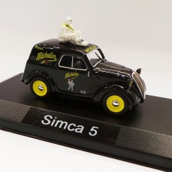 Simca 5 - Michelin - Tour de France - au 1/43 en boite