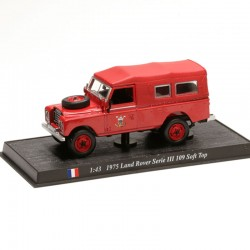 Land Rover Serie III Soft Top 1975 - au 1/43 sous blister