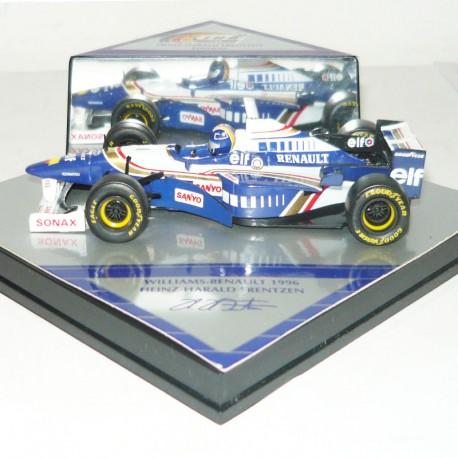Williams Renault 1996 - Heinz Harald Frentzen Edition - au 1/43 en boite
