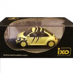 Volkswagen New Beetle Special Wasp Livery - Ixo - au 1/43 en boite