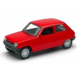 Renault 5 - Welly 1/34eme en boite