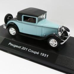 Peugeot 203 Coupé 1931 - au 1/43 en boite
