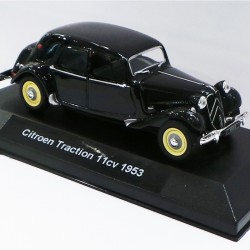 Citroen Traction 11Cv 1953 - au 1/43 en boite