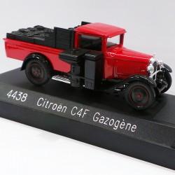 Citroen C4F Gazogène - Solido - au 1/43 en boite
