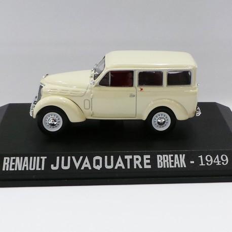Renault Juvaquatre Break 1949 - au 1/43 en boite