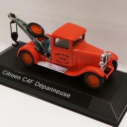 Citroën C4F Dépanneuse - au 1/43 en boite