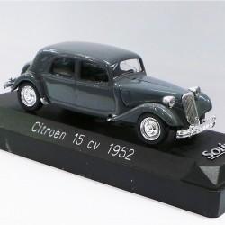 Citroen 15 Cv 1952 - Solido - au 1/43 en boite