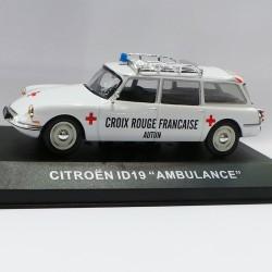 "Citroen ID19 ""Ambulance"" - au 1/43 en boite"