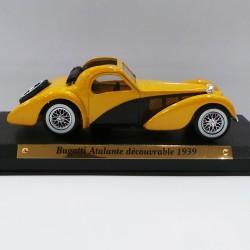 Bugatti Atalante découvrable 1939 - au 1/43 en boite