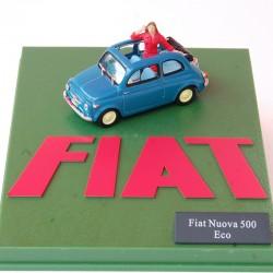 Fiat Nuova 500 Eco 1/43 en boite