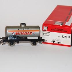 """Wagon Jouef """" Butagaz """" 6370"""