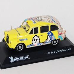 "LTI FX4 London Taxi ""Michelin"" - au 1/43 en boite"