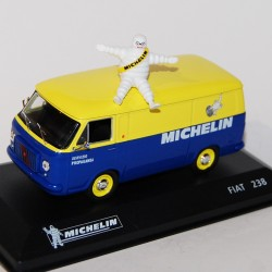 "Fiat 238 ""Michelin"" - au 1/43 en boite"