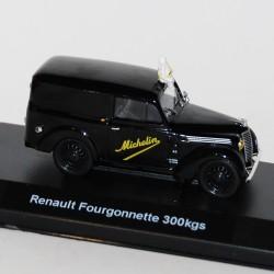 """Renault Fourgonnette 300kgs """"Michelin"""" - au 1/43 en boite"""