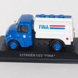 """Citroen U23 """"Fina"""" - au 1/43 en boite"""