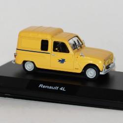 Renault 4L - La Poste - au 1/43 en boite