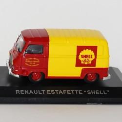 Renault Estafette Shell  1/43 en boite