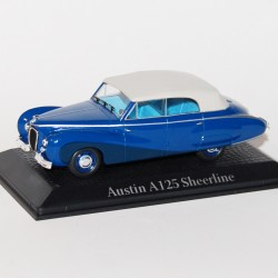 Austin A125 Sheerline - 1/43 ème En boite