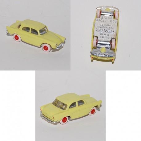 Simca Aronde P 60 Norev jaune - 1/87