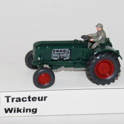 Tracteur Wiking 1/87 HO