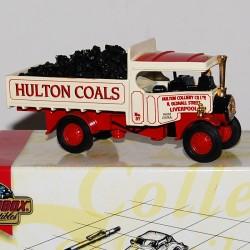 Camion à Charbon Hulton Coals 1922 Matchbox - 1/43 En boite