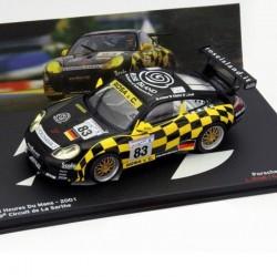 Porsche 911 GT3 RS 24h du Mans 2001 - 1/43ème en boite