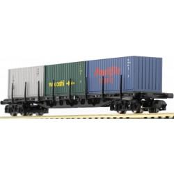 Wagon Porte Conteneurs / Containers N Arnold - 1/160ème