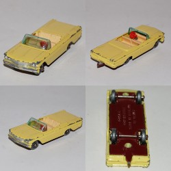 Pontiac Convertible n°39 Lesney
