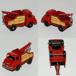 Thames Trader Wreck Truck Lesney Matchbox n°13