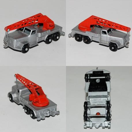 Crane Truck Magirus-Deutz n°30 Lesney