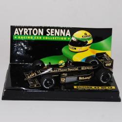 Lotus 98 T-Renault Turbo 1986 - Ayrton Senna 1/43