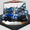 Tyrrell P34 - Jody Scheckter Quartzo 1/43