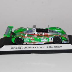 Courage C52 N°16 Le Mans 2000 1/43