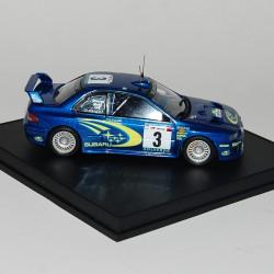 Subaru WRC 2000 Burns Rallye du Portugal Troféu - 1/43 en Boite