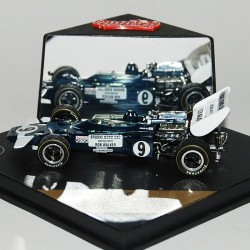 "Lotus 72C Graham Hill ""Brooke Bond Oxo "" Quartzo - 1/43 en boite"