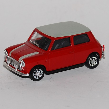 mini cooper ancienne 1 43 solido miniatures discount. Black Bedroom Furniture Sets. Home Design Ideas