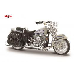 Harley Davidson 1997 FLSTS Heritage Springer - Maisto - 1/18eme sous blister