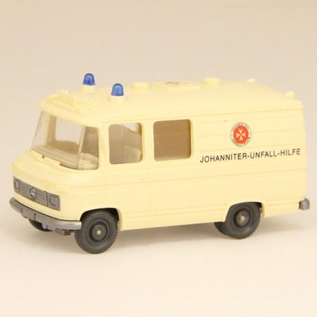 Mercedes Ambulance Wiking - 1/87 En boite