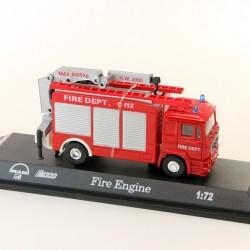 Camion de Pompier Man Fire Engine Automaxx Collection -1/72 En boite