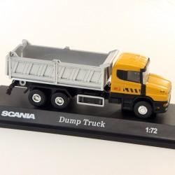 Scania Dump Truck - 1/72 En Boite
