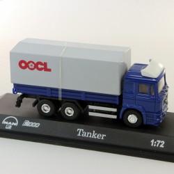 Camion Man Tanker - 1/72 En boite